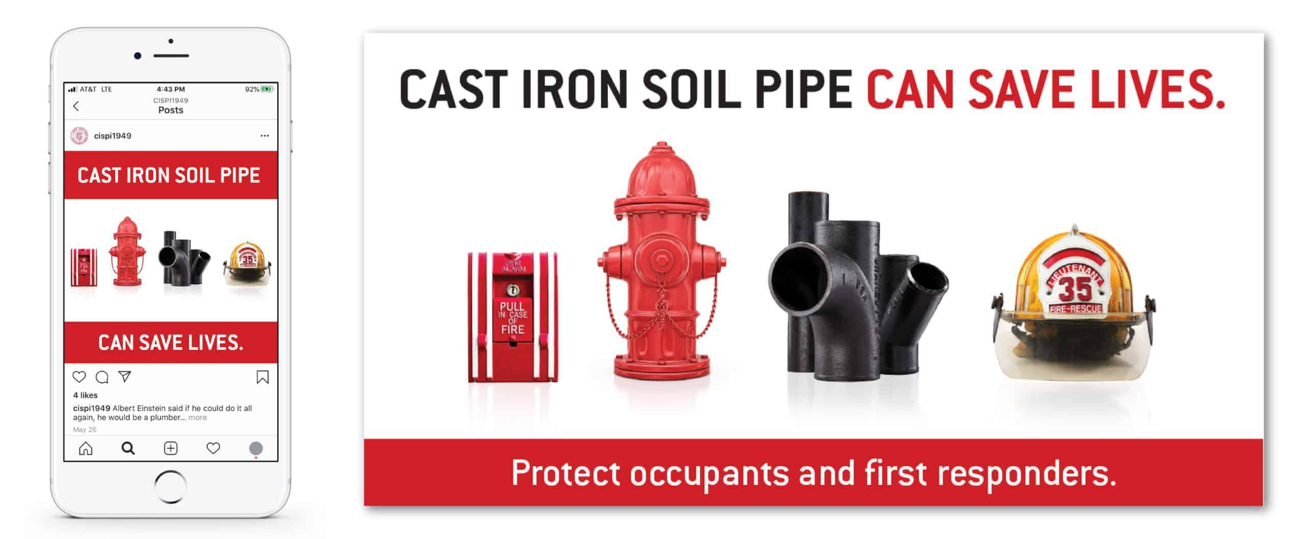 CISPI Fire Resistive Ads 2