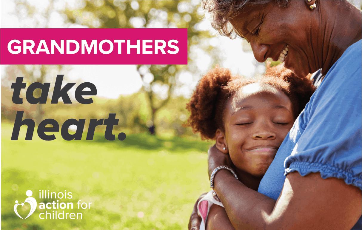IAFC Grandmothers Take Heart