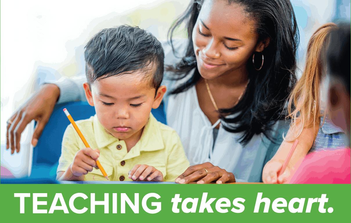 IAFC Teaching Takes Heart