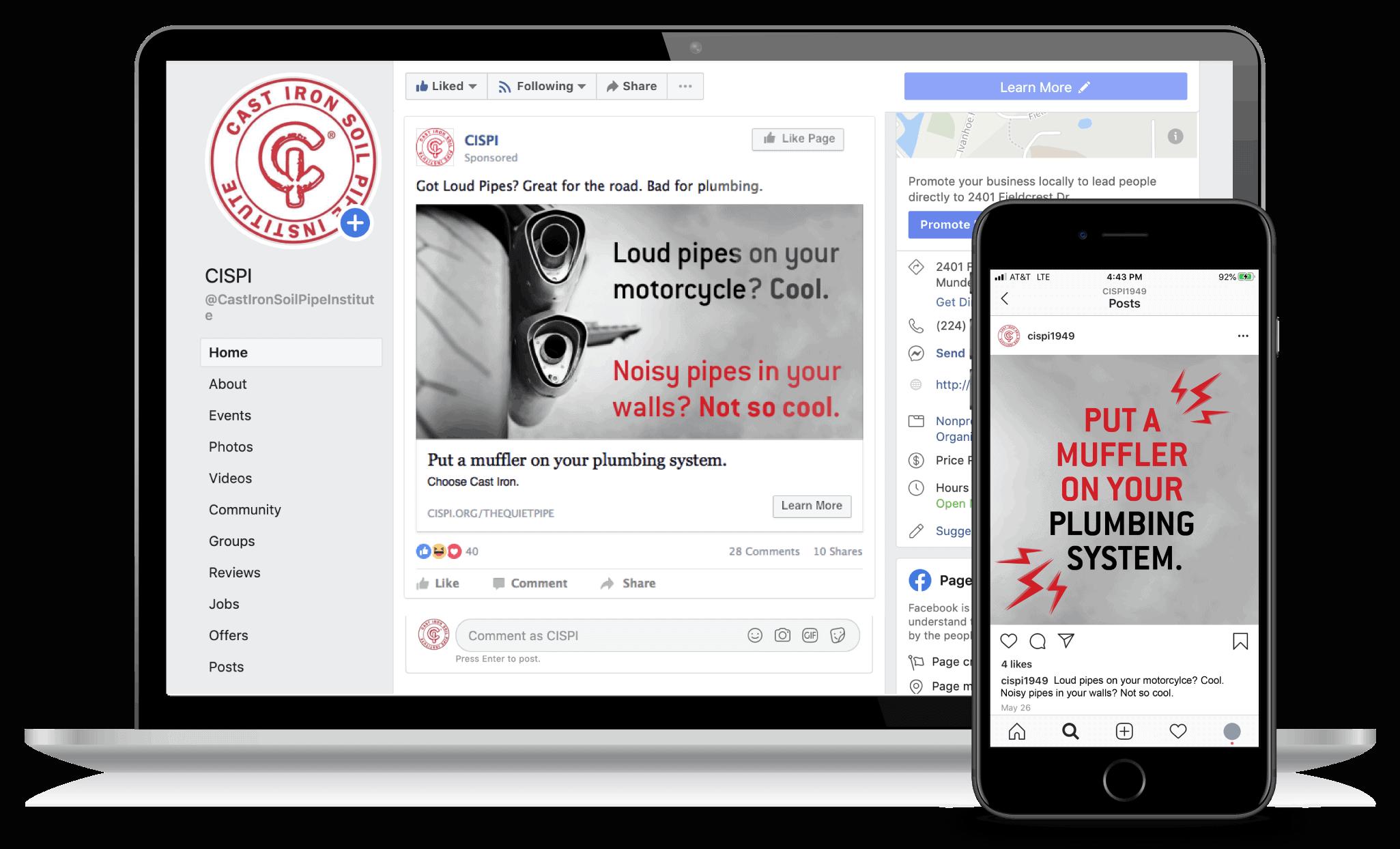 CISPI Social Media Campaign