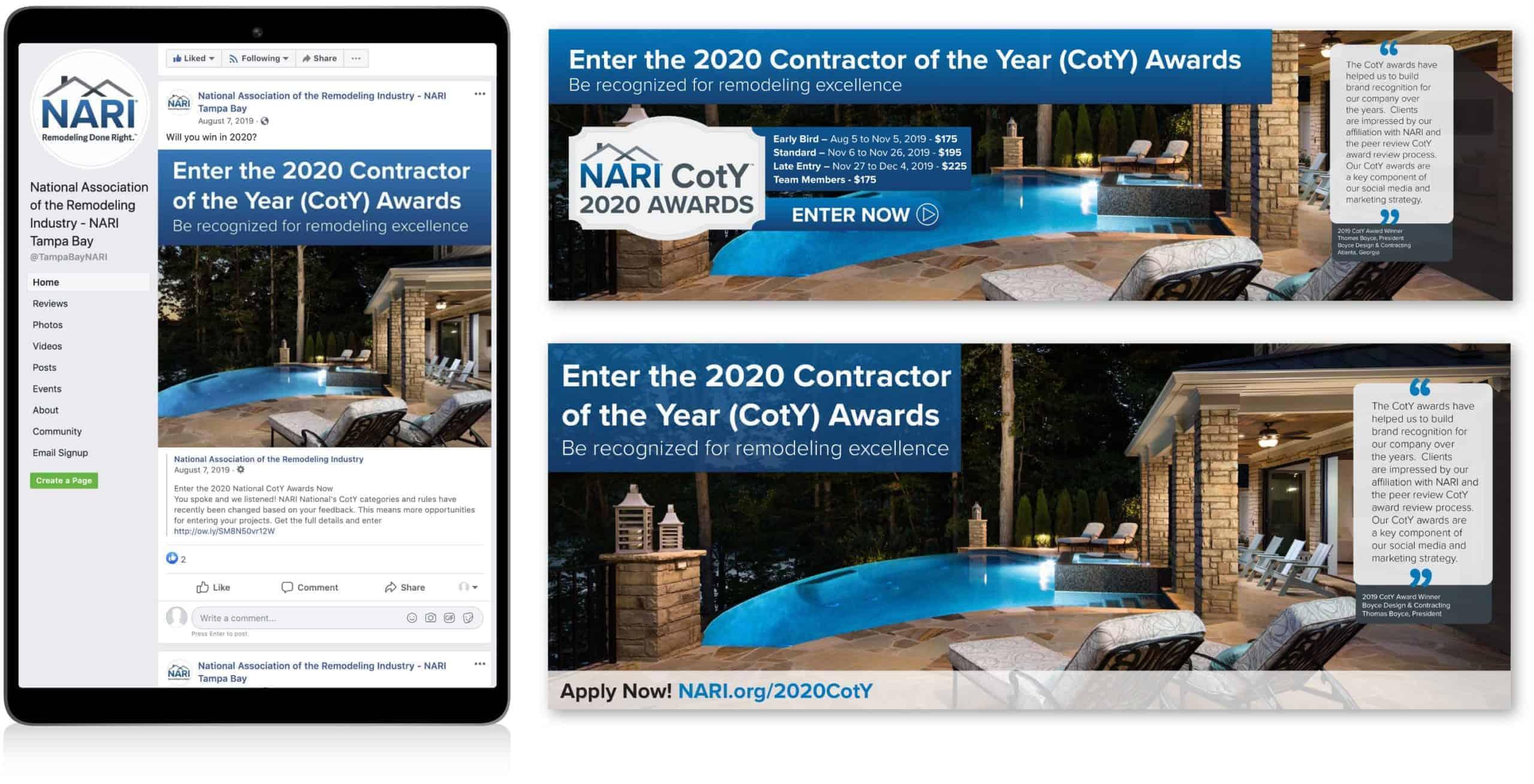 NARI CotY Campaign