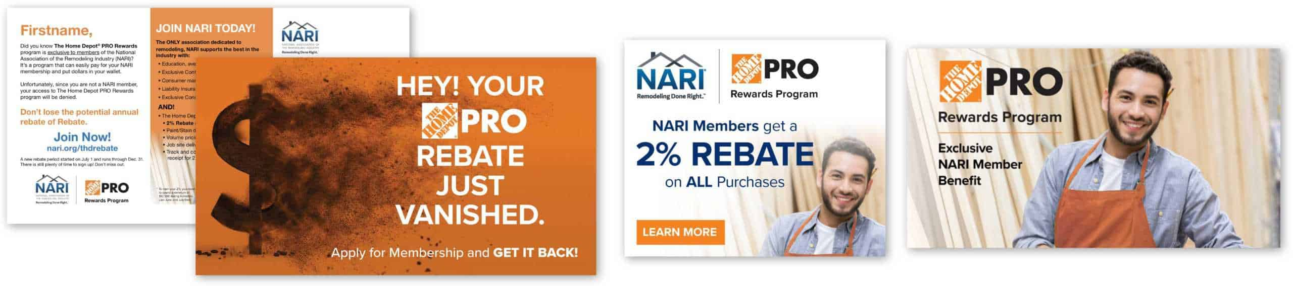 NARI HomeDepot Campaign