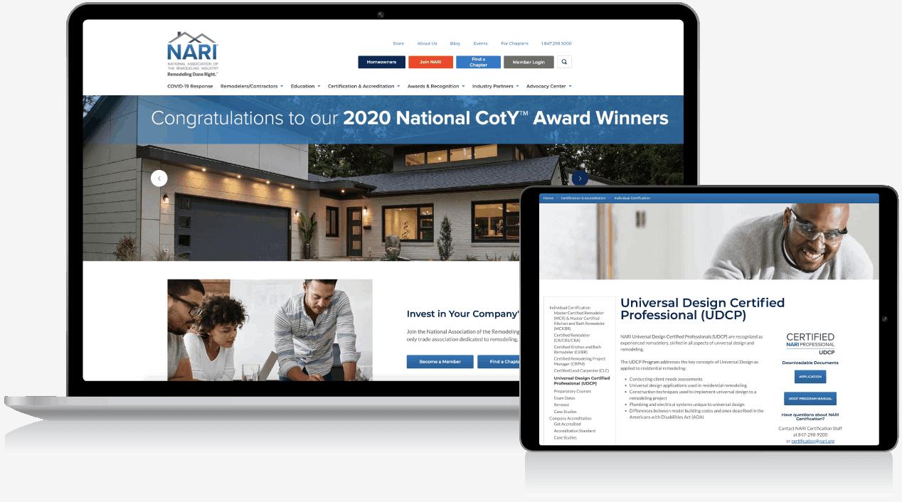 NARI Website