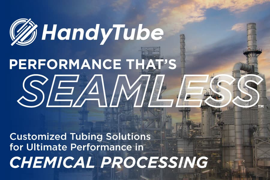 HandyTube Chemical Processing