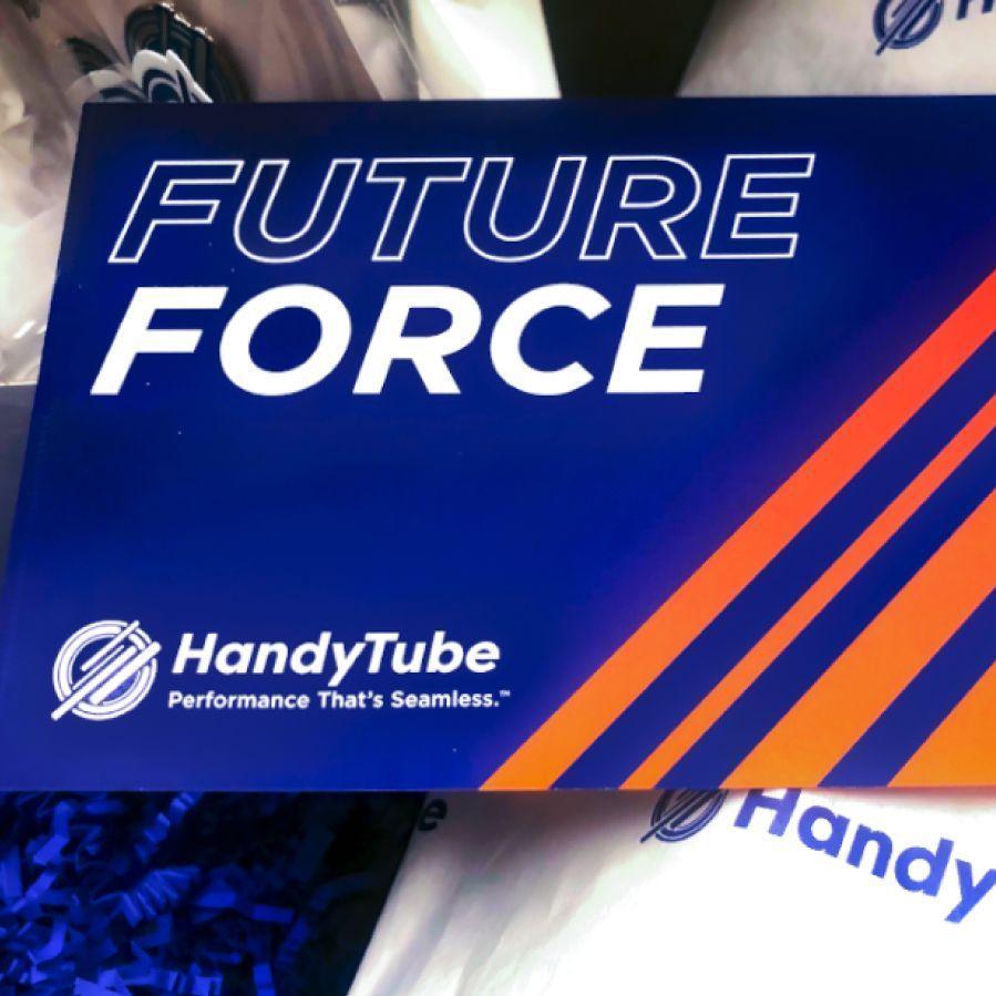 HandyTube Future Force Card